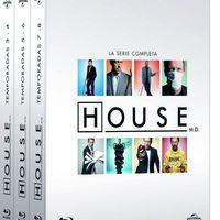 Rebajas Fnac: la serie completa House, en Blu-ray, por 45,49 euros y envío gratis