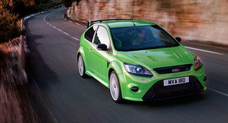 El Ford Focus RS ya está en la cadena de montaje