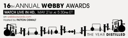 Pinterest, Tumblr, Google+, Facebook y Flipboard galardonados en los Premios Webby 2012