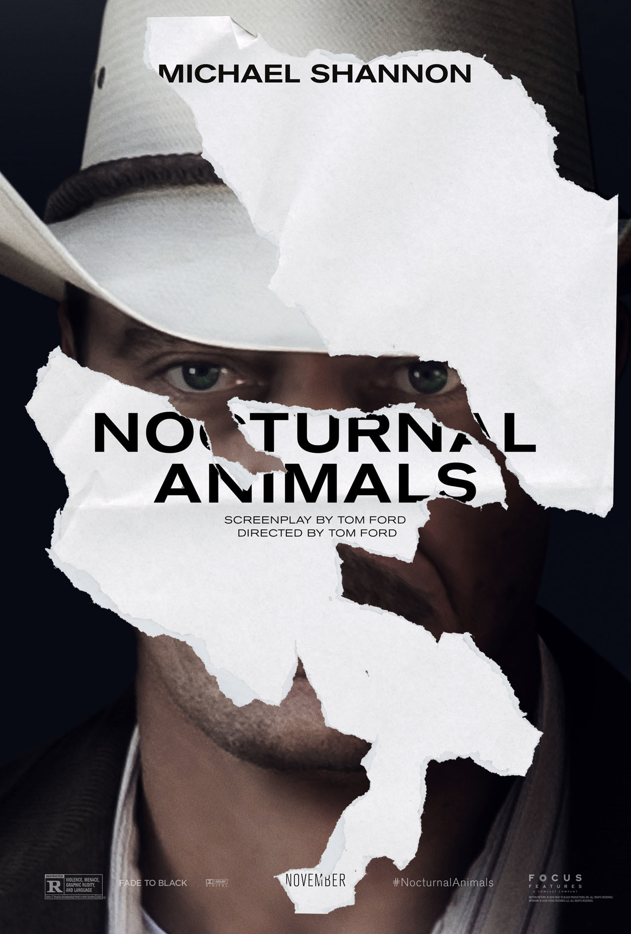 'Nocturnal Animals', carteles