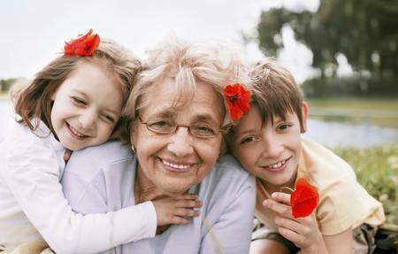 abuelos vacaciones verano