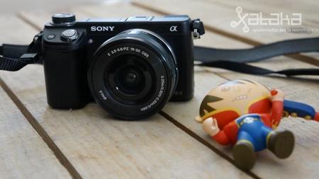Sony NEX-6, a prueba en Xataka