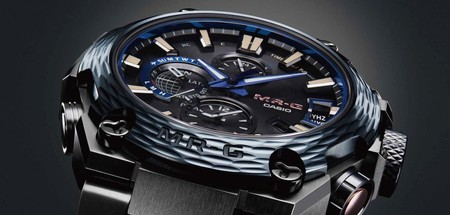 22c0354c007e Casio y su nuevo reloj MR-G conquistan Baselworld con su diseño único y  conectividad