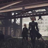 NieR: Automata ya está a la venta en Xbox One acompañado por este espectacular tráiler