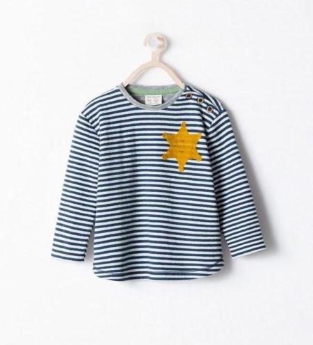 Zara retira una camiseta tras ser acusada de evocar al Holocausto