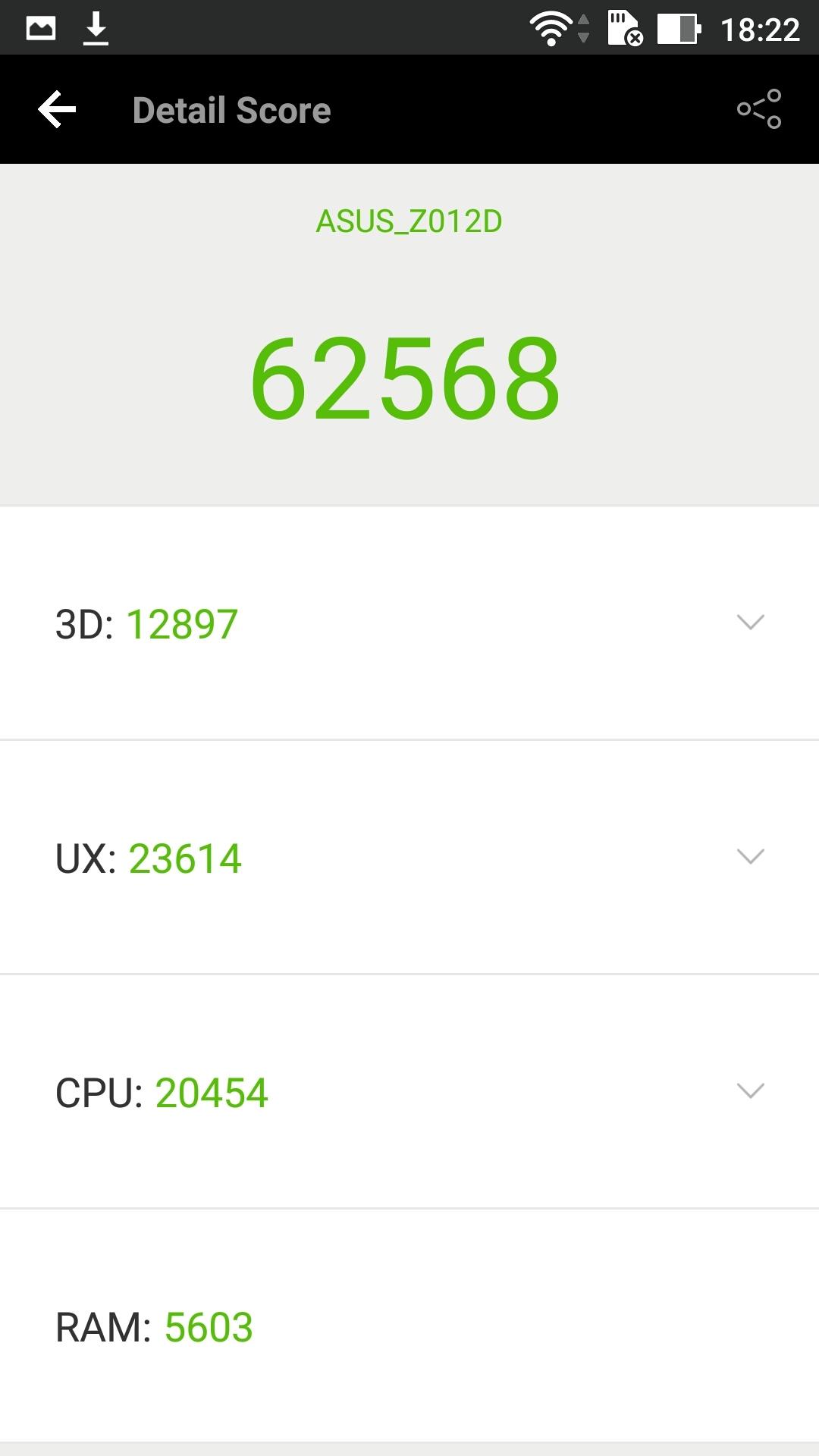 Foto de ASUS Zenfone 3 (ZE552KL), benchmarks (23/29)