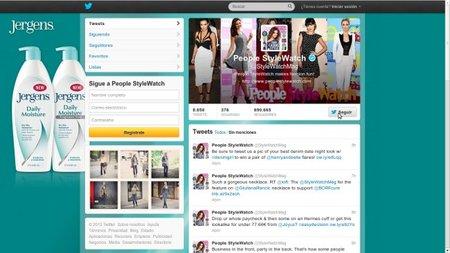 Twitter da vía libre a las imágenes de anuncios en el perfil de la cuenta
