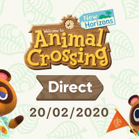 Animal Crossing: New Horizons tendrá su propio Nintendo Direct este jueves