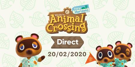 Animal Crossing: New Horizons tendrá su propio Nintendo Direct este jueves