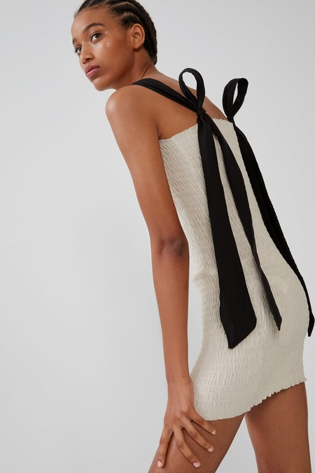 Vestido Blanco Verano 2019 06