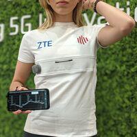 Esta camiseta inteligente tiene conexión 5G y detecta nuestras constantes vitales mediante sensores en el propio tejido