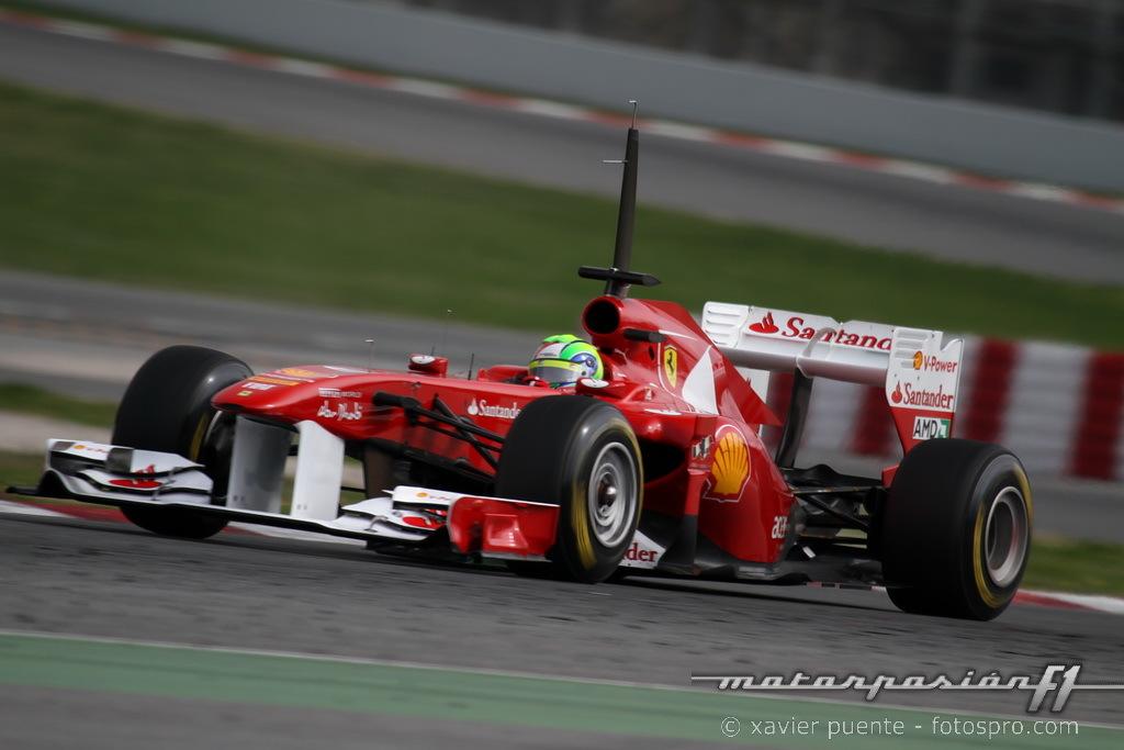 Entrenamientos Pretemporada 2011 - Circuit de Catalunya (II) - Miercoles