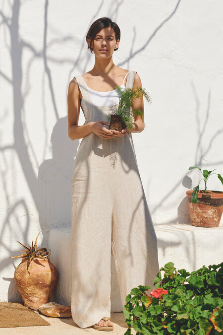 Oysho Linen Collection Editorial 5