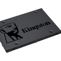 """Disco duro SSD Kingston A400 de 2,5"""", con 240GB de capacidad, por sólo 64,90 euros"""