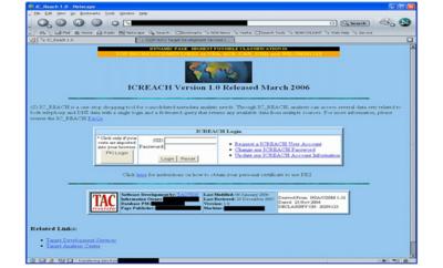 ICREACH, el Google de la NSA (y más agencias)