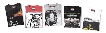 Zara & The Jazz Collection: las camisetas con música para descargar