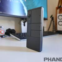 Así lucía el smartphone modular de Ara de Google, el smartphone que nunca fue ni será