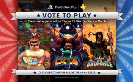 Vote To Play Regresa El 9 De Febrero Elige El Juego Que Desees Ver