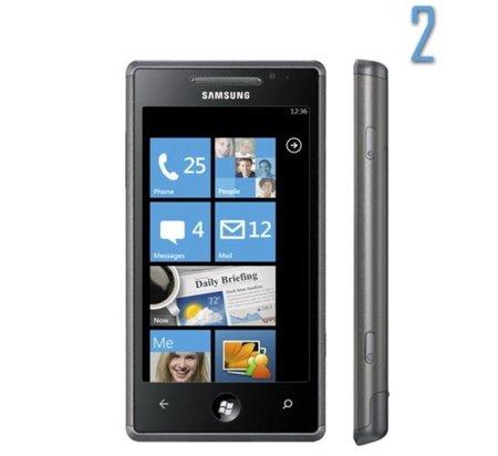 Microsoft y Samsung están trabajando en la segunda generación de terminales Windows Phone 7