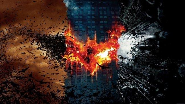 El Logo de Batman a través de las películas de Christopher Nolan