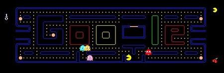Después del Pac-Man de Google, 10 videojuegos clásicos gratis más