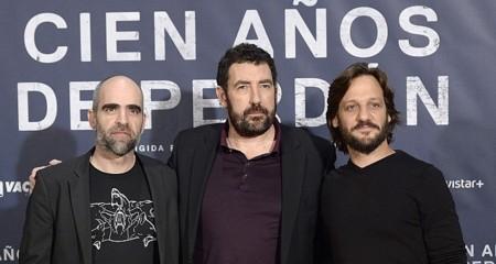 'Cien años de perdón' | Charlamos con Luis Tosar, Rodrigo de la Serna y Daniel Calparsoro