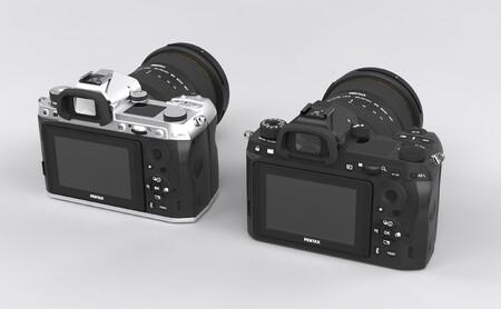 Pentax Mirrorless Camera Mockup 5