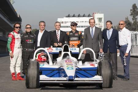Con ustedes, el renovado Autódromo Hermanos Rodriguez listo para recibir la F1