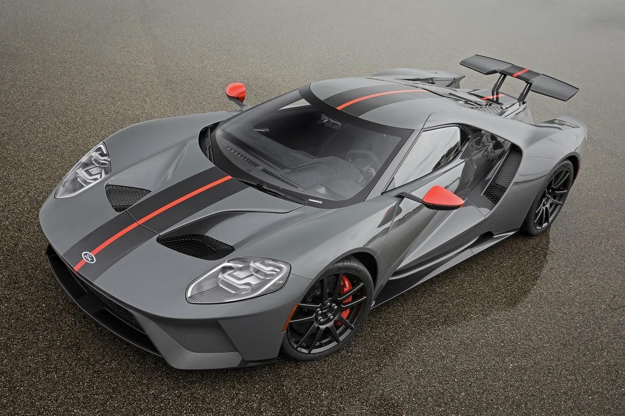 Foto de Ford GT Carbon Series (8/11)