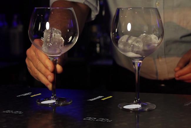 04 Barra De Bar Con Sistema De Medicion De Bebidas Alcoholicas 1
