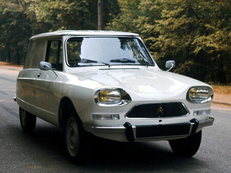 Citroen Ami8 Break Societe 1969 79