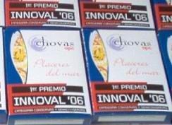 Chovas, premio Innoval 2006
