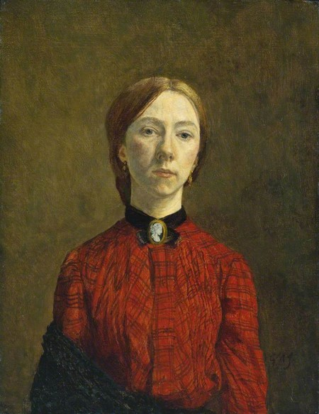 Gwen John Self Portrait