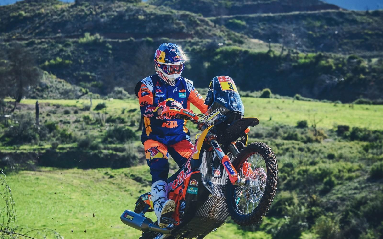 Foto de KTM 450 Rally Dakar 2019 (27/116)