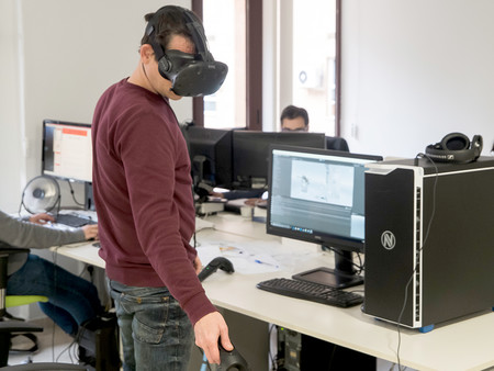Esta empresa valenciana lleva 11 años haciendo realidad virtual y tiene una idea muy clara de cuál es el futuro