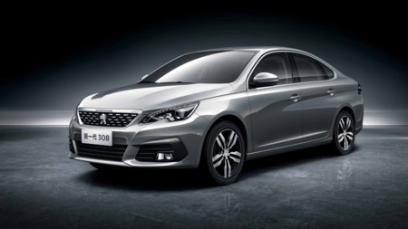 Peugeot 308 Sedan, el mini-508 sólo para China
