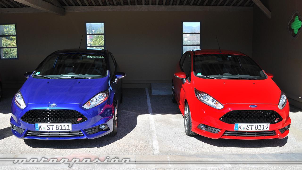 Foto de Ford Fiesta ST (presentación) (1/48)