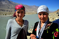 mujeres tayicas