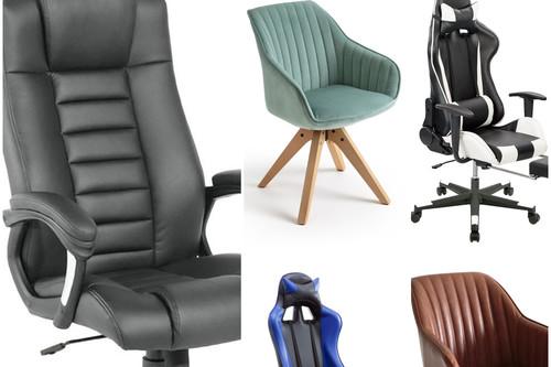 Las 21 mejores ofertas en sillas para el escritorio del Black Friday