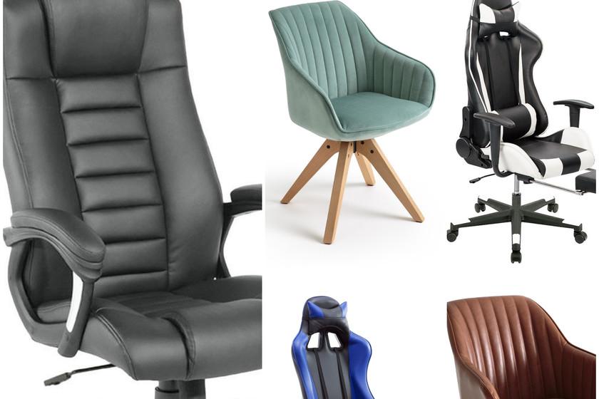 Las 21 mejores ofertas en sillas para el escritorio del
