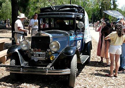 Atrapa tu sueño, 70.355 recorridos en un coche de 1928