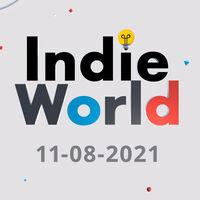 El 11 de agosto se emitirá un nuevo Indie World dedicado a los próximos indies que llegarán a Nintendo Switch