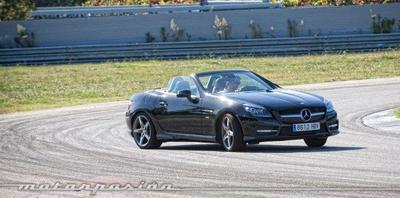 Mercedes SLK 250, prueba (conducción y dinámica)