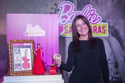 Sale a subasta la exclusiva muñeca Barbie dedicada a Sara Baras
