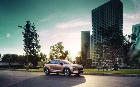 Hyundai Nexo Medioambiente