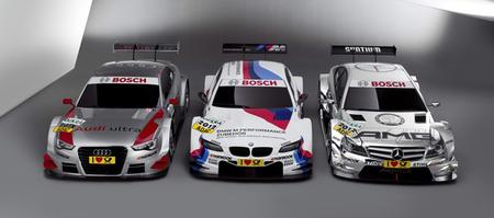 El DTM congela el reglamento técnico para 2013