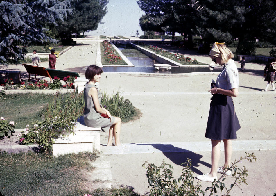 Color Photos Of Afghanistan In The 1960s By Bill Podlich 2