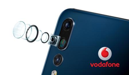 Los Huawei P20 y P20 Pro llegan a Vodafone con un color exclusivo y cámara 360 de regalo