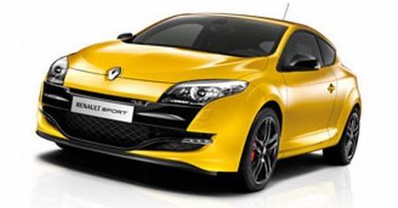 Renault Mégane RS, anticipación de una fotografía y datos