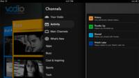 Vodio actualizado para ser una plataforma de vídeo cada vez más completa en iPad
